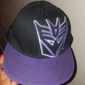 Transformer fitted hat (unisex)
